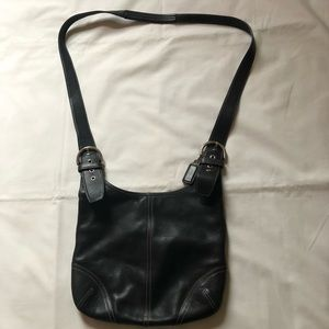 Auth Coach Crossbody Bag